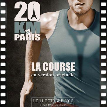 Axébon sur le village des 20 km de Paris!