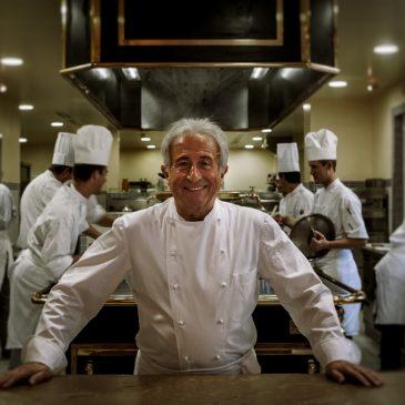 Chef à l'honneur: Michel Guérard!