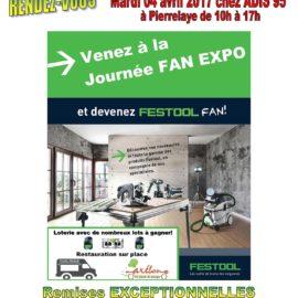 Festool Fan EXPO 2017