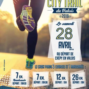 City trail du valois
